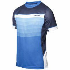 Stiga T-Shirt River Blue