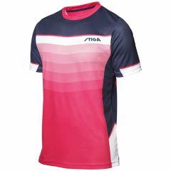 Stiga T-Shirt River Pink
