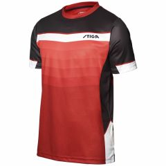 Stiga T-Shirt River Red