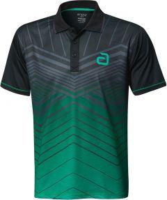 Andro Shirt Letis Black/Green