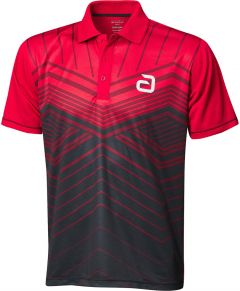 Andro Shirt Letis Red/Black