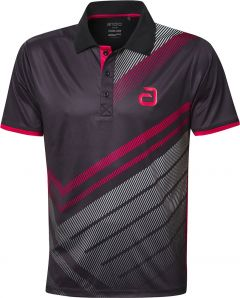 Andro Shirt Liska Black/Red