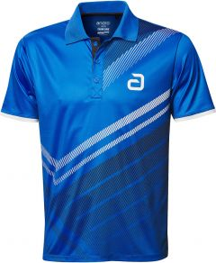 Andro Shirt Liska Blue/Black