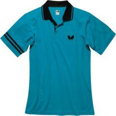 Butterfly Shirt Cozy Royal Blue