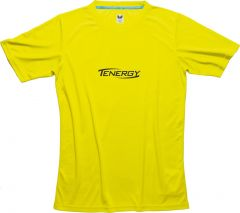 Butterfly T-shirt Tenergy Yellow