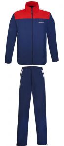 Donic Tracksuit Fuse Navy/Red