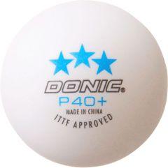 Donic Balls P40+ ***