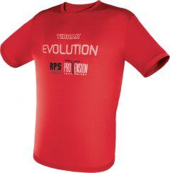 Tibhar T-Shirt Evolution Red
