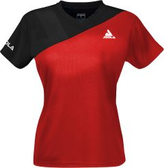 Joola Shirt Ace Lady Red/Black