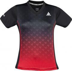 Joola Shirt Viro Lady Black/Red