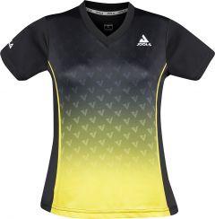 Joola Shirt Viro Lady Black/Yellow