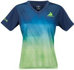 Joola Shirt Trinity Lady Navy/Green