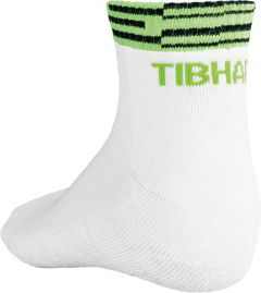 Tibhar Socks Line White/Green