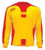Dsports maillot Cup Jaune / Rouge