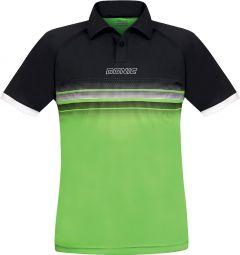 Donic Shirt Draft Black/LimeGreen