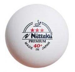 Nittaku Balls Premium 40+ ***