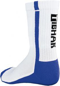 Tibhar Socks Pro White/Blue