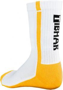 Tibhar Socks Pro White/Yellow