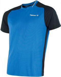 Tibhar TT-Shirt Pro Blue/Black