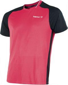 Tibhar TT-Shirt Pro Red/Black