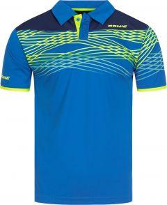Donic Shirt Clash Royal Blue/Navy