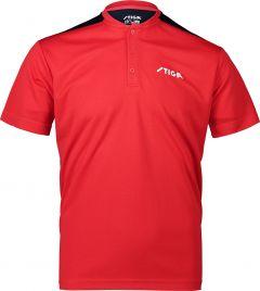 Stiga Shirt Club Red/Navy