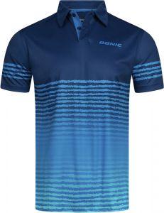 Donic Shirt Libra Navy/Blue