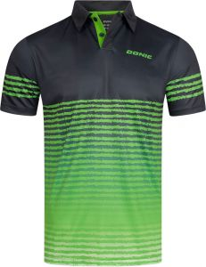 Donic Shirt Libra Black/Lime