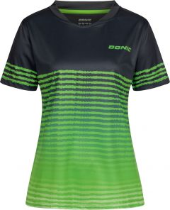Donic Shirt Libra Lady Black/Lime