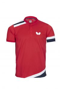 Butterfly Polo Santo Red