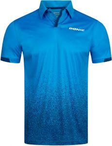 Donic Shirt Splash Blue/Navy