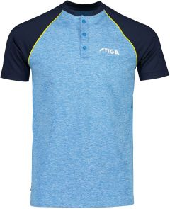 Stiga Shirt Team Blue/Navy