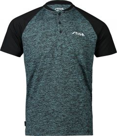 Stiga Shirt Team Green/Black