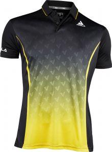 Joola Shirt Viro Black/Yellow