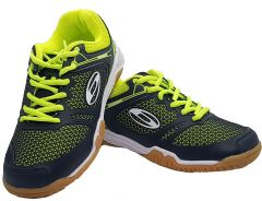 Donic Shoes Ultra Power II Black/Lime