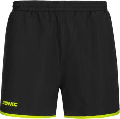 Donic Short Loop Black/Fluo Yellow