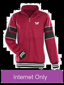 Butterfly Sweatshirt Force Red