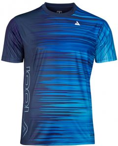 Joola T-Shirt Synchro Blue/Lightblue