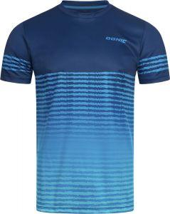Donic T-Shirt Tropic Navy/Blue