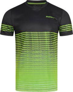 Donic T-Shirt Tropic Black/Lime