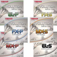 Tibhar Evolution Serie 3=4