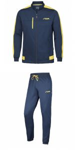 Stiga Tracksuit Dreamer Navy/Yellow