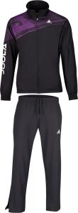 Joola Tracksuit Trigon Black/Purple