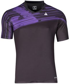 Joola Shirt Trigon Black/Purple