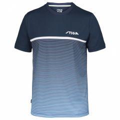 Stiga Shirt Lines Blue