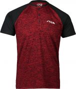 Stiga Shirt Team Red/Black